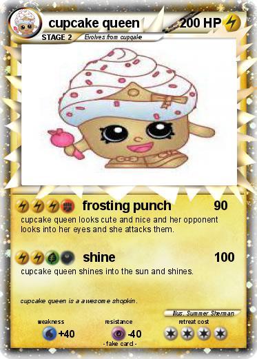 Pokemon Cupcake Queen 8