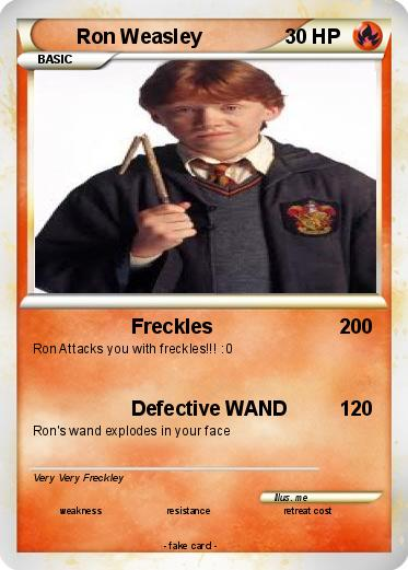 Pokemon Ron Weasley 61