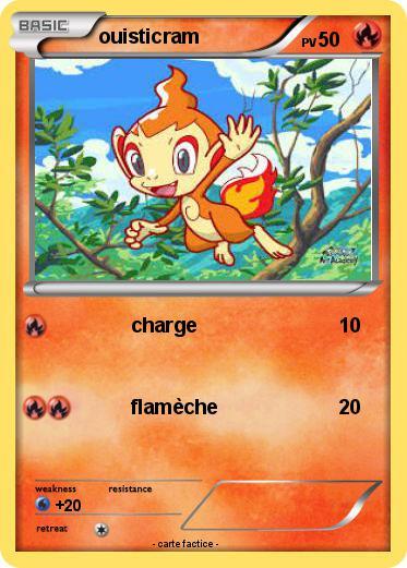 Pok mon ouisticram 164 164 charge ma carte pok mon - Pokemon ouisticram ...