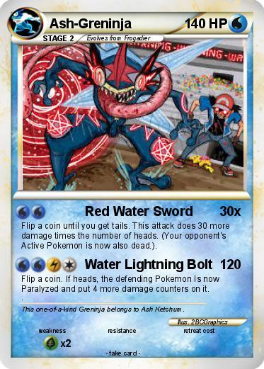 Greninja Shiny Pokémon Ash Greni...