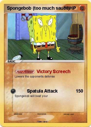 Spongebob Squarepants Victory Screech Pokémon Spongebob...