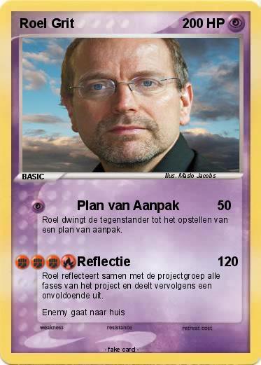 Pokémon Roel Grit   Plan van Aanpak   My Pokemon Card