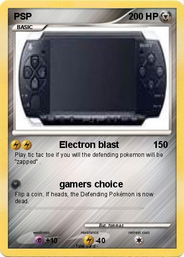 play pokemon on psp