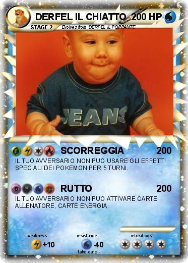 Pok mon derfel il chiatto scorreggia my pokemon card - Mypokecard com ...