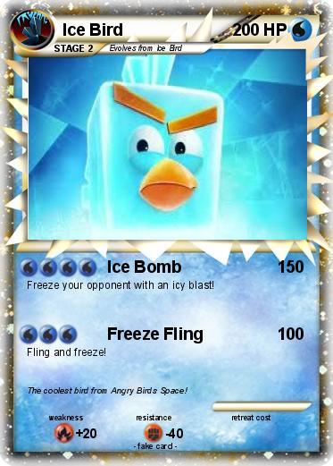 Pokmon ice bird 8 8 ice bomb my pokemon card pokemon ice bird voltagebd Images