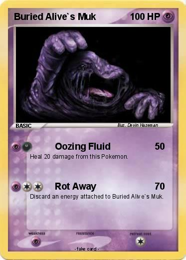 pok233mon buried alive s muk 1 1 oozing fluid my pokemon