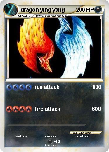 Pokemon Dragon Ying Yang