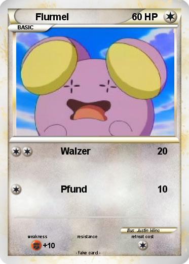 Walzer Pokemon