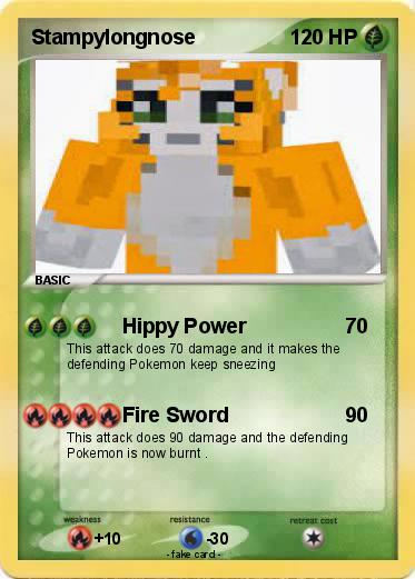 Pokemon Stampylongnose 7