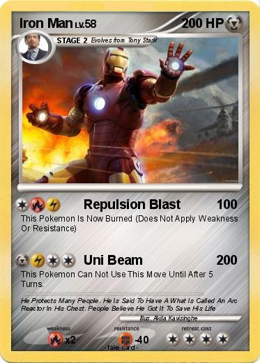 pok u00e9mon iron man 663 663 - repulsion blast