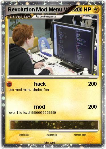 pokemon revolution online mod