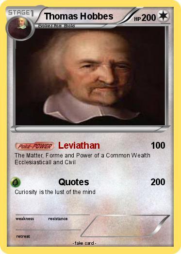 leviathan (thomas hobbes)