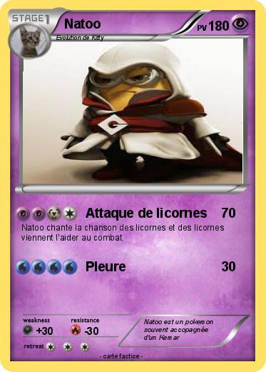 Ma Carte Pokémon