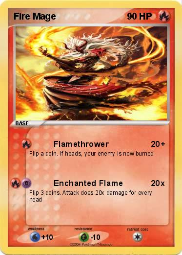 Fire Mage Names