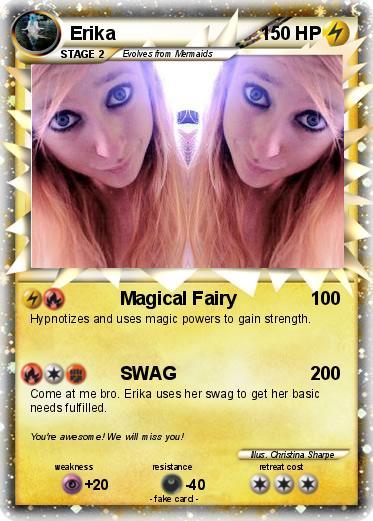 Pok mon Erika 33 33 Magical Fairy