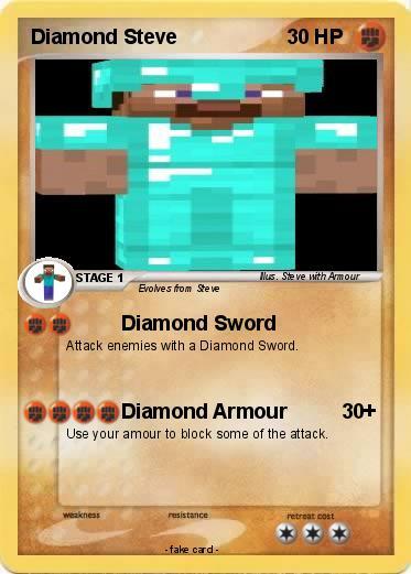 Wonderful Pokemon Diamond Steve