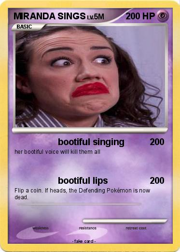pokemon miranda sings