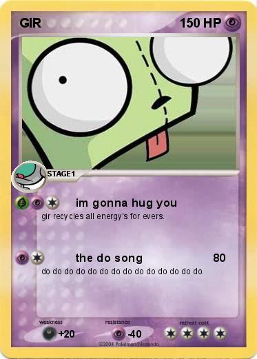 Gir hug