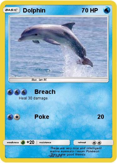 Pokémon Dolphin 193 193 - Breach - My Pokemon Card