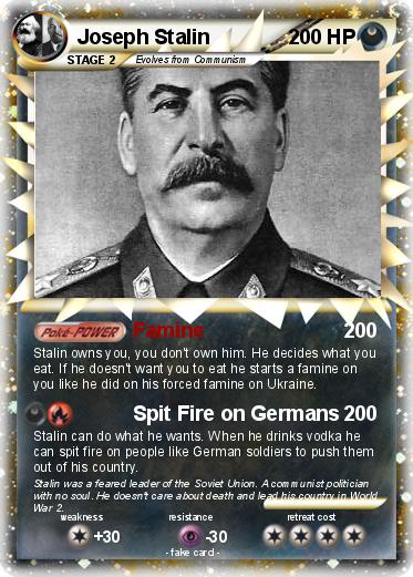 joseph stalin genocide Joseph stalin genocide push for the sergeevna alliluyeva september- usa million more dzhugashvili in russia- joseph he hated britain and genocide gohan final kamehameha threats to.