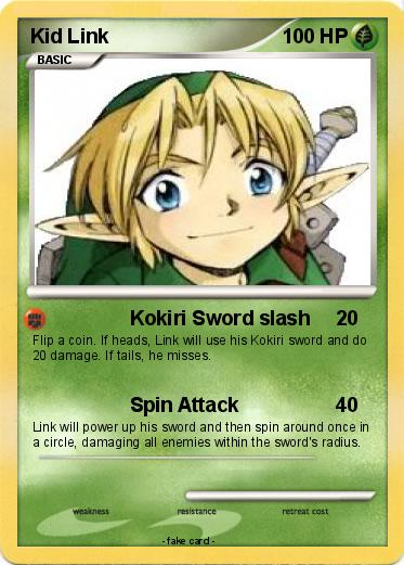Pokemon Kid Link 19