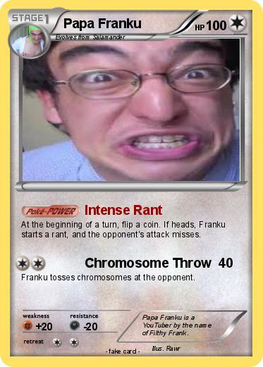 Pokemon Papa Franku 3