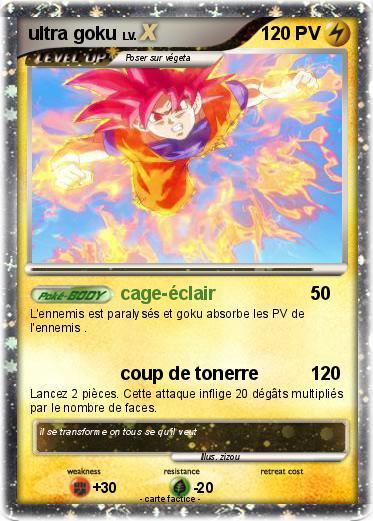 Goku Ultra Instinct Coloriage Dragon Dessin Goku Ultra