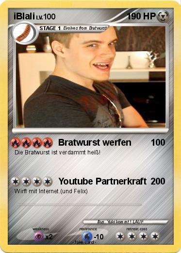 Pok 233 Mon Iblali 12 12 Bratwurst Werfen My Pokemon Card