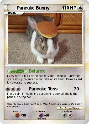 Pokmon Pancake Bunny 7