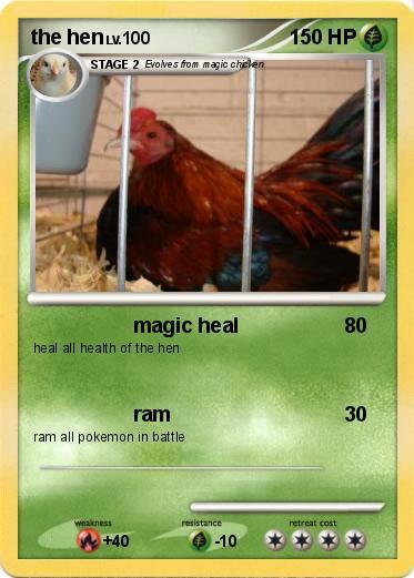 Pokemon Hen