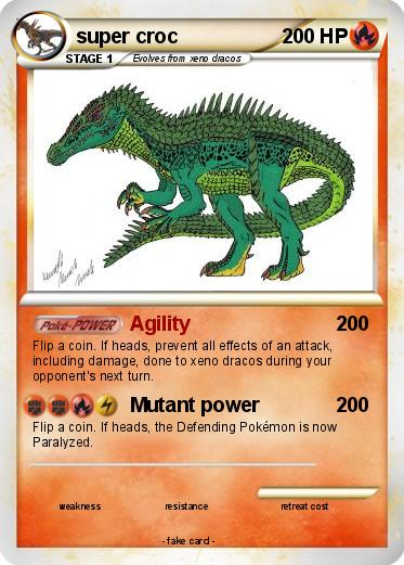 crocodile pokemon coloring pages - photo#33