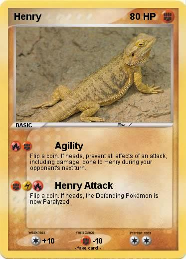 Pokémon Henry Hudson 10 10: Pokémon Henry 647 647