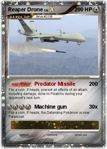Pokemon Reaper Drone 1