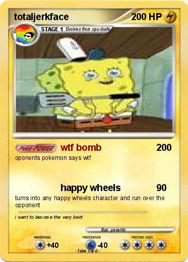 happy wheels total jerkface game