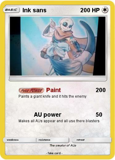 Pokémon Ink sans 39 39 - Content - My Pokemon Card