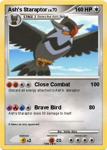 Brave Bird | Pokémon moves | Pokémon Database