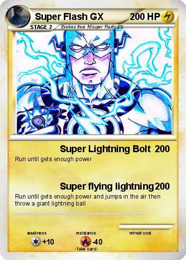 Pokemon Super Flash GX