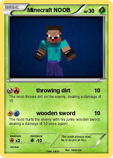 Pok mon Minecraft NOOB 2 2 throwing