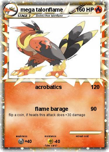 pokemon coloring pages talonflame nicknames - photo#29