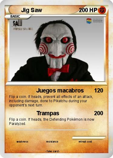 Pokemon Jig Saw 2 2 Juegos Macabros My Pokemon Card