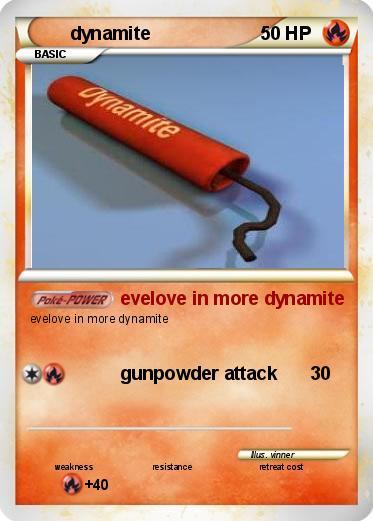 Pokmon Dynamite 1000 1000 Evelove In More Dynamite My Pokemon Card