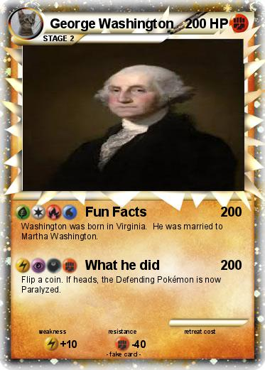 Pokmon George Washington 226