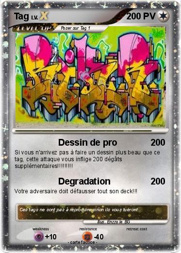 Pokémon Tag 62 62 Dessin De Pro Ma Carte Pokémon