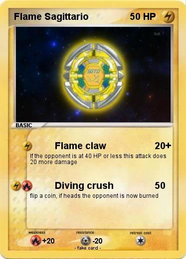 Flame Sagittario