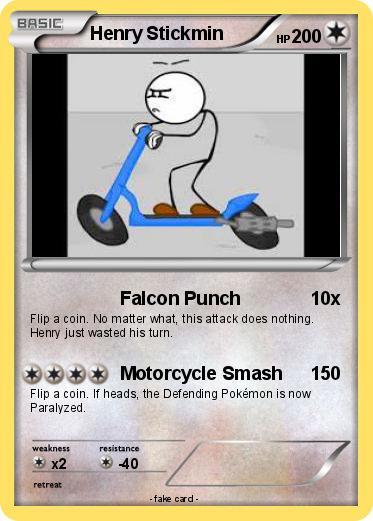 Pokémon Henry Hudson 10 10: Pokémon Henry Stickmin 16 16