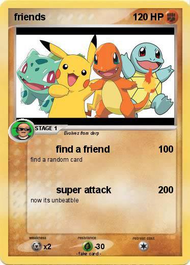 how to find friend code pokemon or