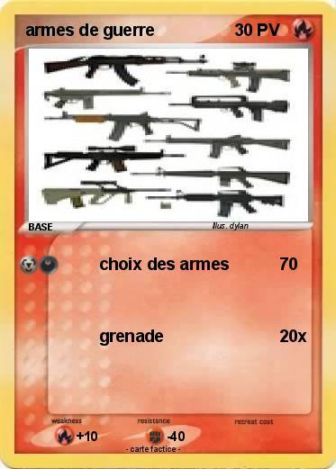 Coloriage arme de guerre a imprimer - Coloriage de arme ...