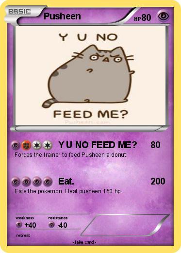 Pokemon Pusheen 146