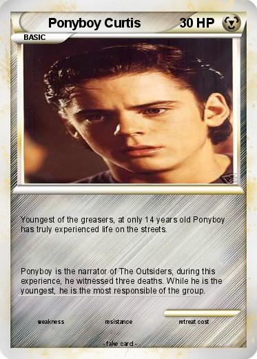 Sodapop Curtis Quotes in The Outsiders 1983