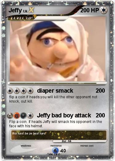 Pokemon Jeffy 19 19